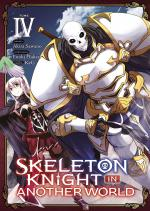Skeleton Knight in Another World 4 Manga