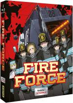 Fire Force 1 Série TV animée