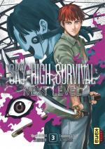couverture, jaquette Sky-High Survival - Next Level 3