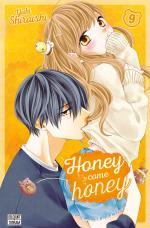 Honey Come Honey T.9 Manga