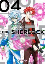 Moi, Sherlock 4 Manga
