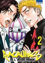 Les Racailles de l'Autre Monde T.2 Manga