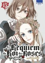 couverture, jaquette Le Requiem du Roi des Roses 15
