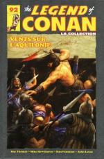 The Savage Sword of Conan 92