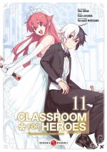 Classroom for heroes # 11