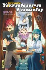 Mission : Yozakura Family #4