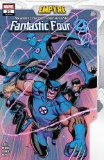 Fantastic Four 21 Comics