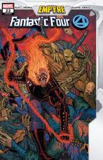 Fantastic Four 22 Comics
