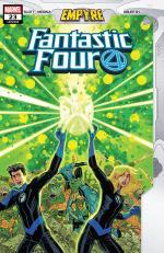 Fantastic Four 23 Comics
