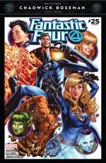 Fantastic Four 25 Comics
