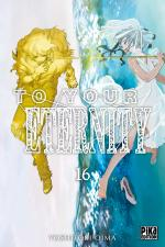 couverture, jaquette To your eternity 16