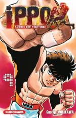 couverture, jaquette Ippo Saison 6 : The fighting ! 9