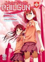 A Certain Scientific Railgun 1 Manga