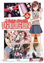 A Certain Scientific Railgun 2 Manga