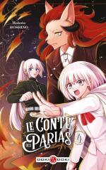 couverture, jaquette Le Conte des Parias 4