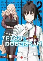 Tetsu & Doberman 2 Manga