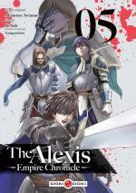 The Alexis Empire Chronicle 5 Manga