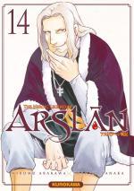 The Heroic Legend of Arslân 14