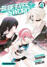 Blue Eyes Sword 6 Manga
