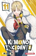Kemono incidents 11 Manga