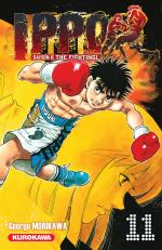 couverture, jaquette Ippo Saison 6 : The fighting ! 11