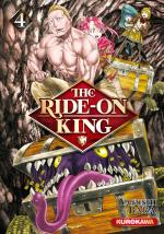 couverture, jaquette The Ride-On King 4