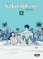 Kakushigoto 6 Manga