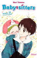 Baby-Sitters 21 Manga