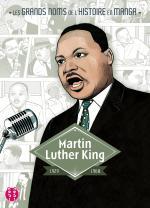 Martin Luther King 1 Manga