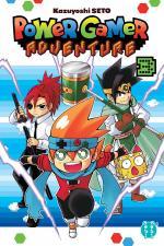 couverture, jaquette Power Gamer Adventure 3