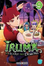 Iruma à l'école des démons 9 Manga