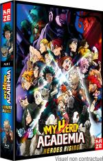 My Hero Academia Heroes Rising 0 Film