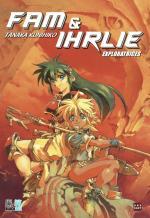 Fam et Ihrlie Exploratrices 1 Manga