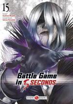 Battle Game in 5 seconds 15 Manga