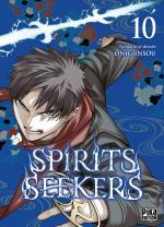 Spirits seekers 10 Manga