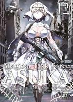 Magical task force Asuka 12 Manga