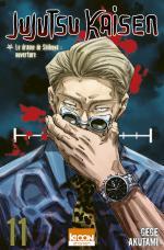 couverture, jaquette Jujutsu Kaisen 11