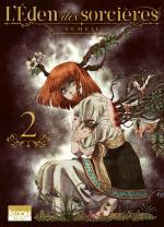 L'Éden des sorcières 2 Manga