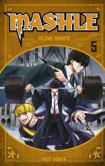 Mashle 5 Manga