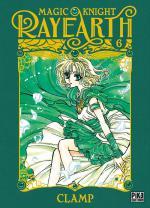 Magic Knight Rayearth # 6
