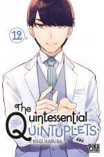 couverture, jaquette The Quintessential Quintuplets 12
