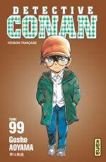 couverture, jaquette Detective Conan 99