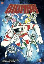 Bioman 1 Manga