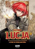 Lucja, a story of steam and steel 1 Manga