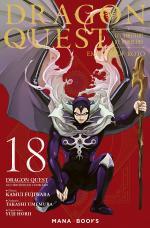 couverture, jaquette Dragon Quest - Les Héritiers de l'Emblème 18