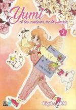 Yumi et les couleurs de la magie 2 Manga