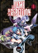 La lame de la rébellion 1 Manga
