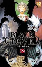 couverture, jaquette Black Clover 29