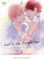 Let's be together 2 Manga