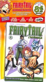 couverture, jaquette Fairy Tail Grand format - Kiosque 2